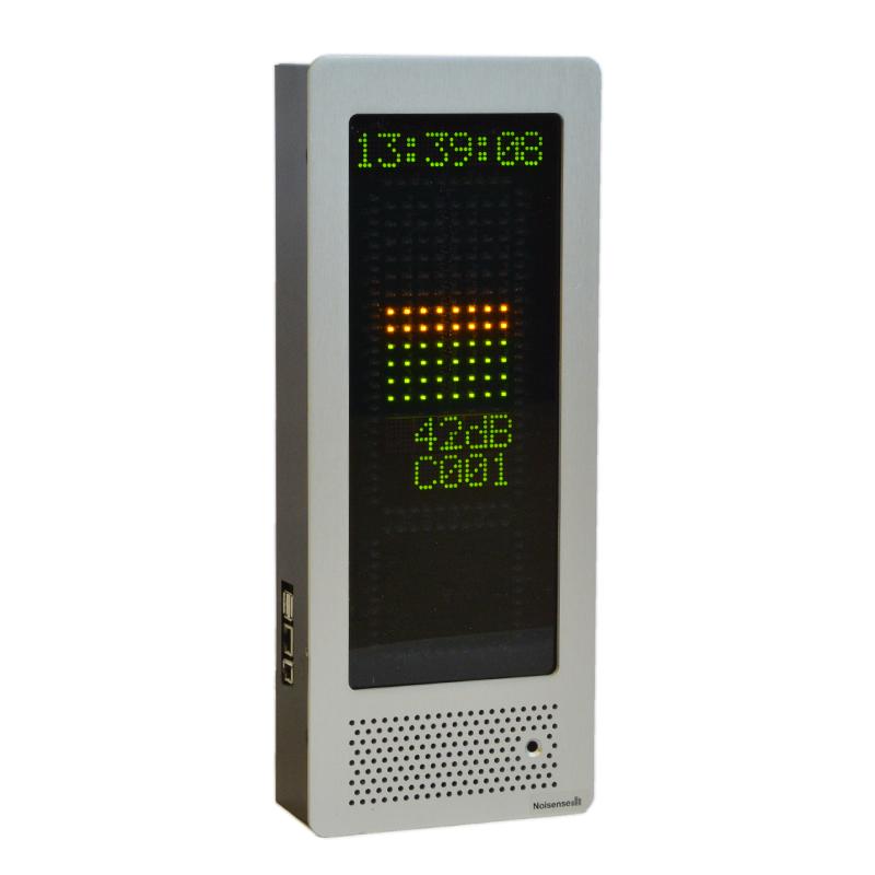 Dispositivo Noisense para el control de ruidos